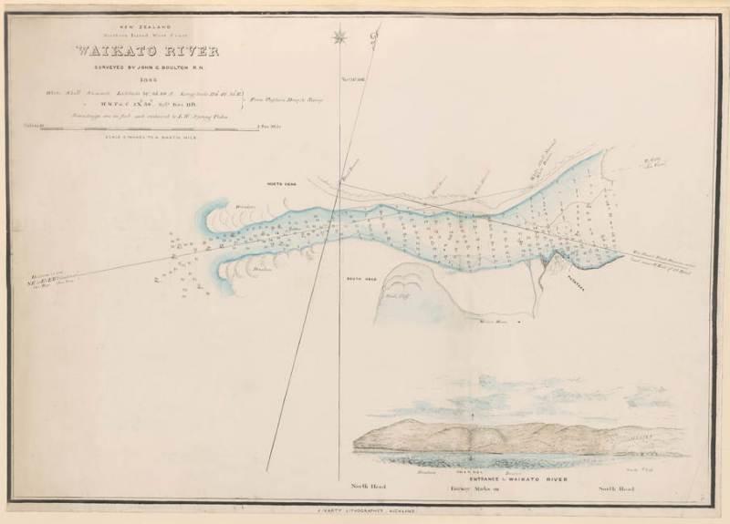 1863_Chart_Waikato_River_CMS