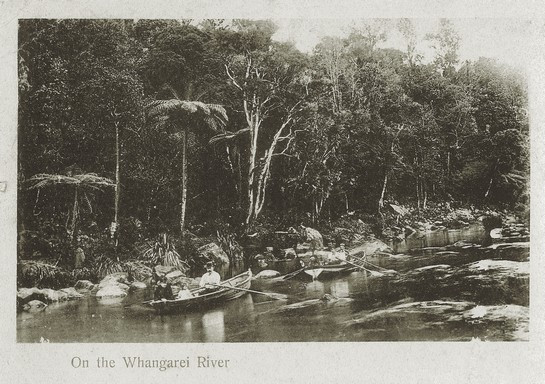 Boating_on_Whangarei_Hatea_River