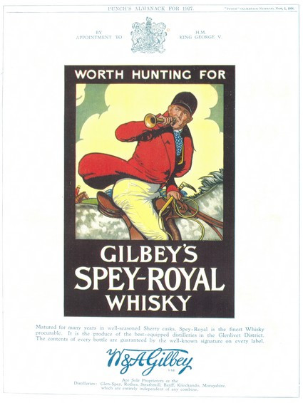 Gilbeys_Whisky_poster_1927