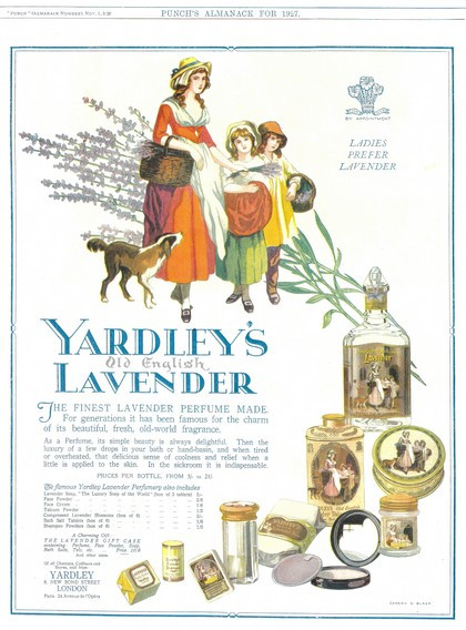 Yardleys_English_Lavender_perfume_poster_1927