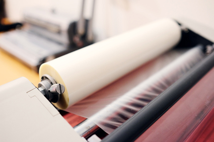 Laminating and binding